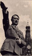 Adolf Hitler, Not Pleased